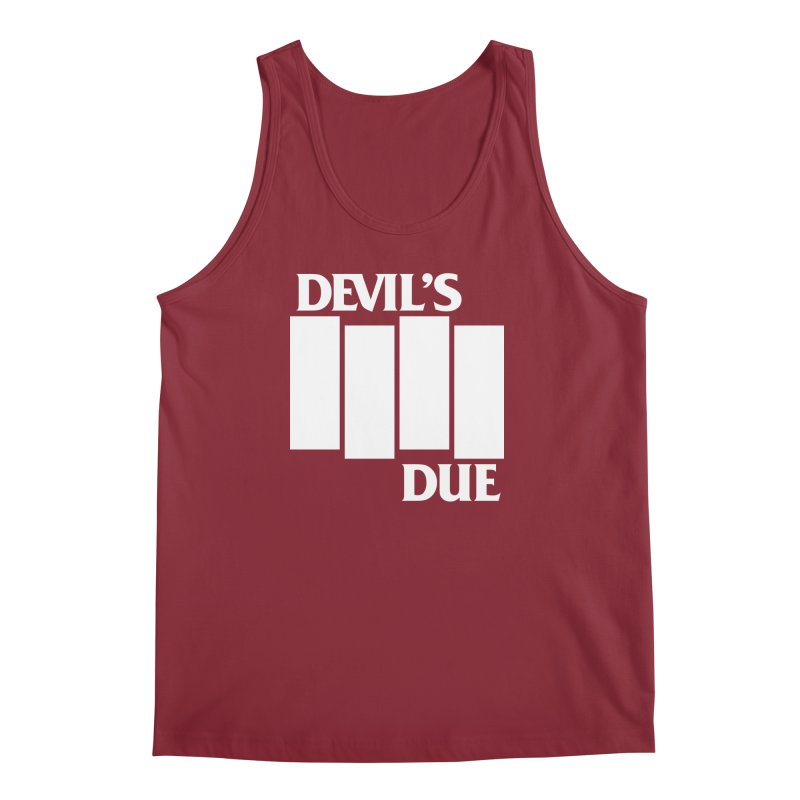 Devil's Due Flag Men's Tank by Devil's Due Entertainment Depot