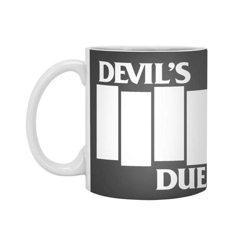 Devil's Due Flag Accessories Mug by Devil's Due Entertainment Depot