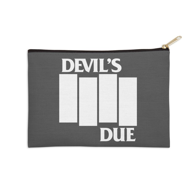 Devil's Due Flag Accessories Zip Pouch by Devil's Due Entertainment Depot