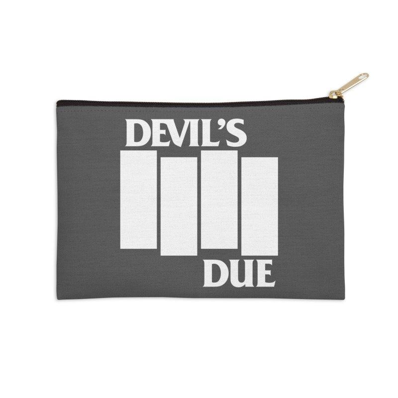 Devil's Due Flag Accessories Zip Pouch by Devil's Due Entertainment Depot