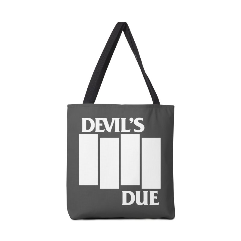 Devil's Due Flag Accessories Bag by Devil's Due Entertainment Depot