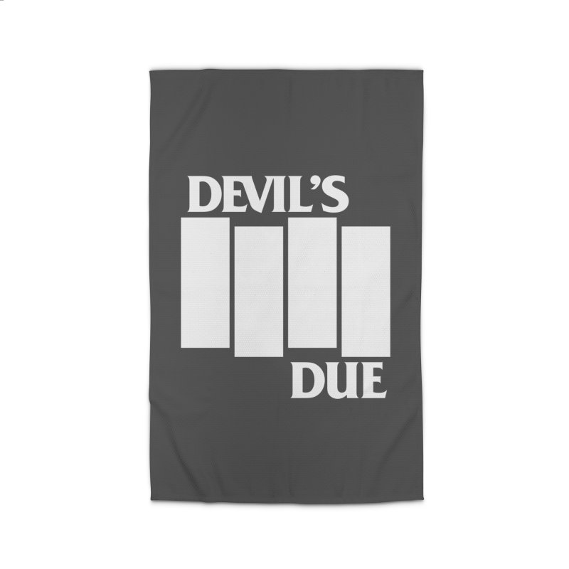 Devil's Due Flag Home Rug by Devil's Due Entertainment Depot