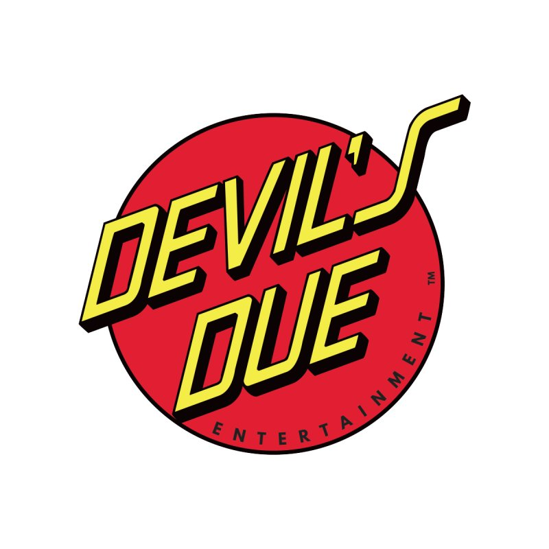 Devil's Due Cruz Accessories Zip Pouch by Devil's Due Comics