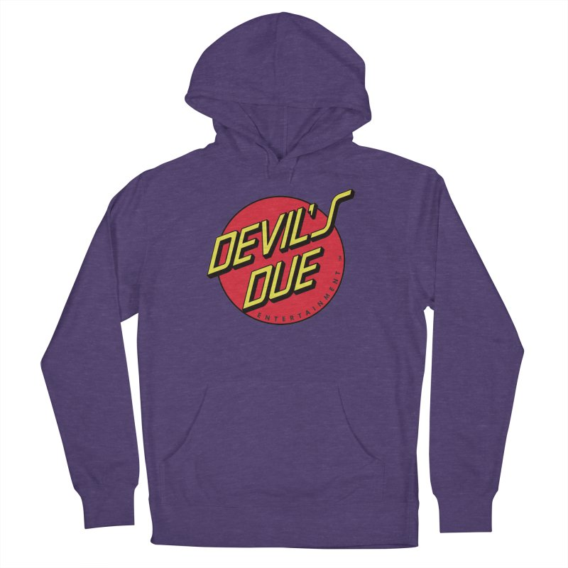 Devil's Due Cruz Women's French Terry Pullover Hoody by Devil's Due Comics