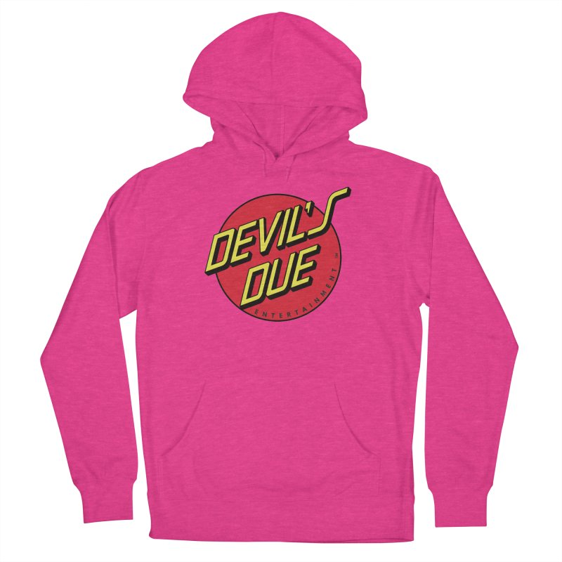 Devil's Due Cruz Women's French Terry Pullover Hoody by Devil's Due Entertainment Depot