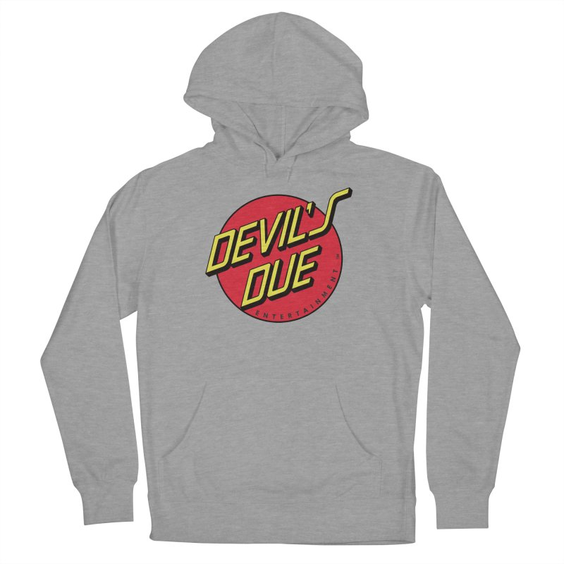Devil's Due Cruz Men's French Terry Pullover Hoody by Devil's Due Comics