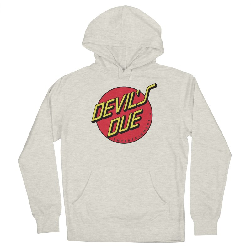 Devil's Due Cruz Men's French Terry Pullover Hoody by Devil's Due Entertainment Depot