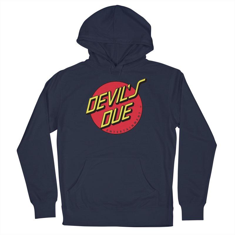 Devil's Due Cruz Men's Pullover Hoody by Devil's Due Entertainment Depot