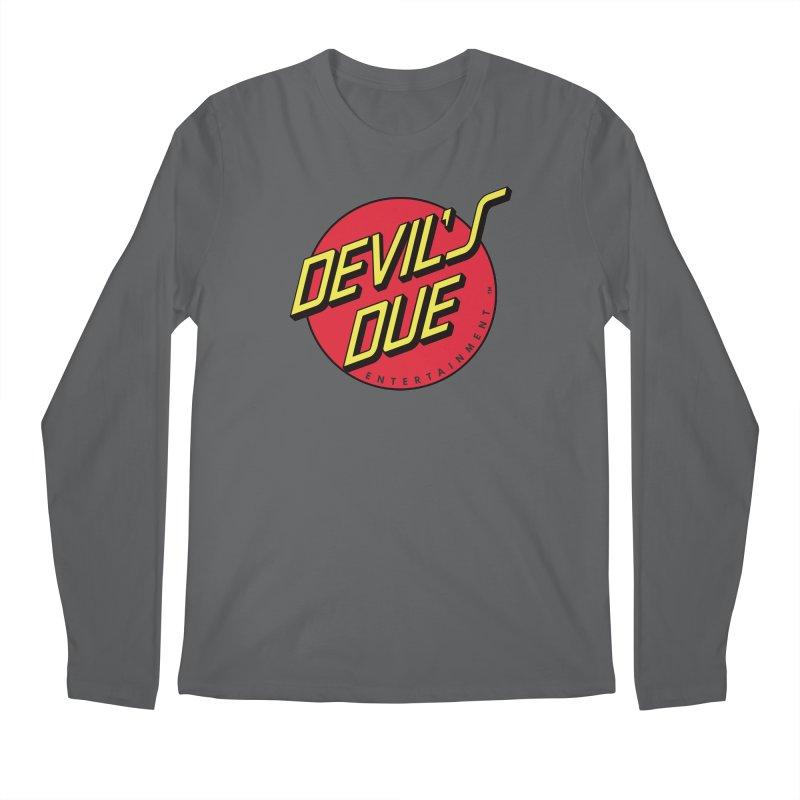 Devil's Due Cruz Men's Longsleeve T-Shirt by Devil's Due Comics
