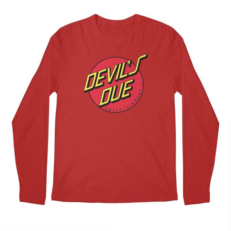 Devil's Due Cruz Men's Longsleeve T-Shirt by Devil's Due Entertainment Depot