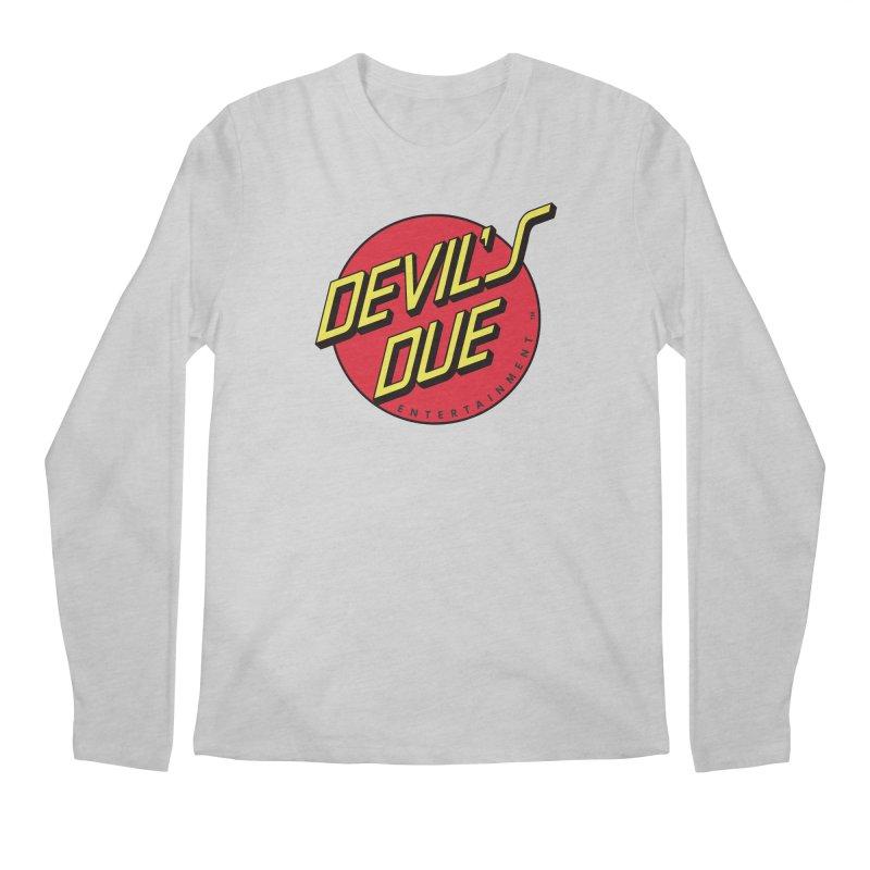 Devil's Due Cruz Men's Regular Longsleeve T-Shirt by Devil's Due Comics