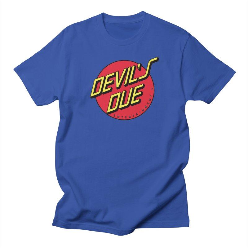Devil's Due Cruz Men's T-shirt by Devil's Due Entertainment Depot