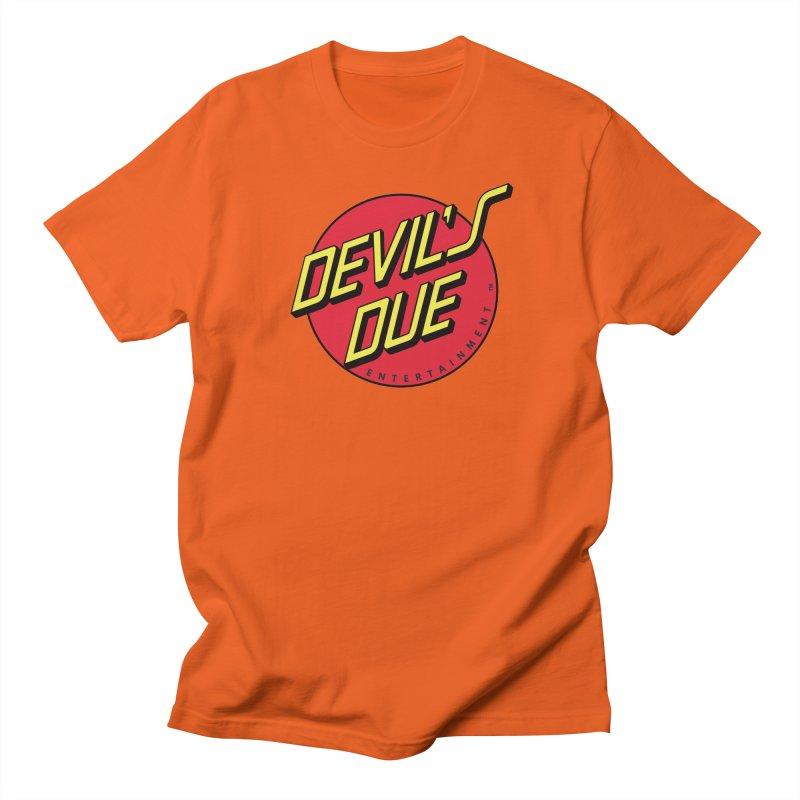 Devil's Due Cruz Men's Regular T-Shirt by Devil's Due Comics
