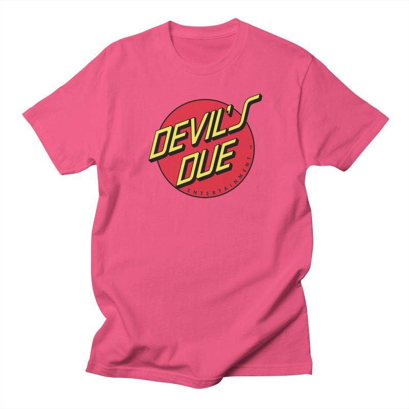 Devil's Due Cruz Women's Unisex T-Shirt by Devil's Due Entertainment Depot