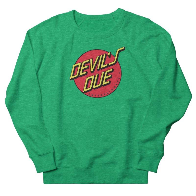 Devil's Due Cruz Women's Sweatshirt by Devil's Due Comics