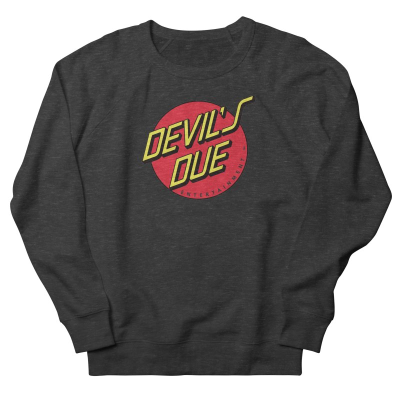 Devil's Due Cruz Women's French Terry Sweatshirt by Devil's Due Comics