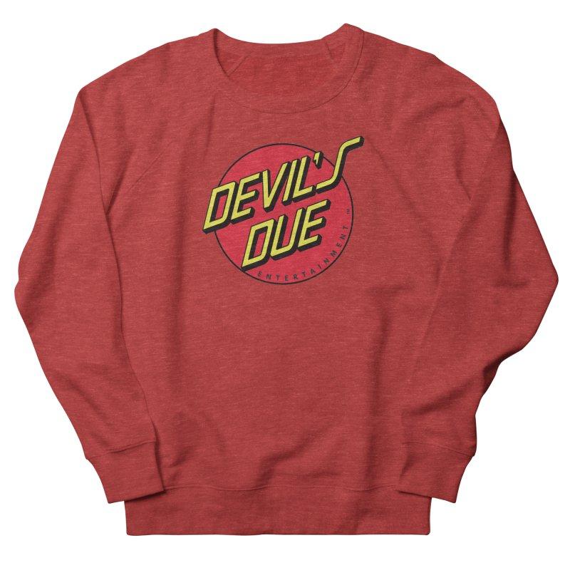 Devil's Due Cruz Women's French Terry Sweatshirt by Devil's Due Comics