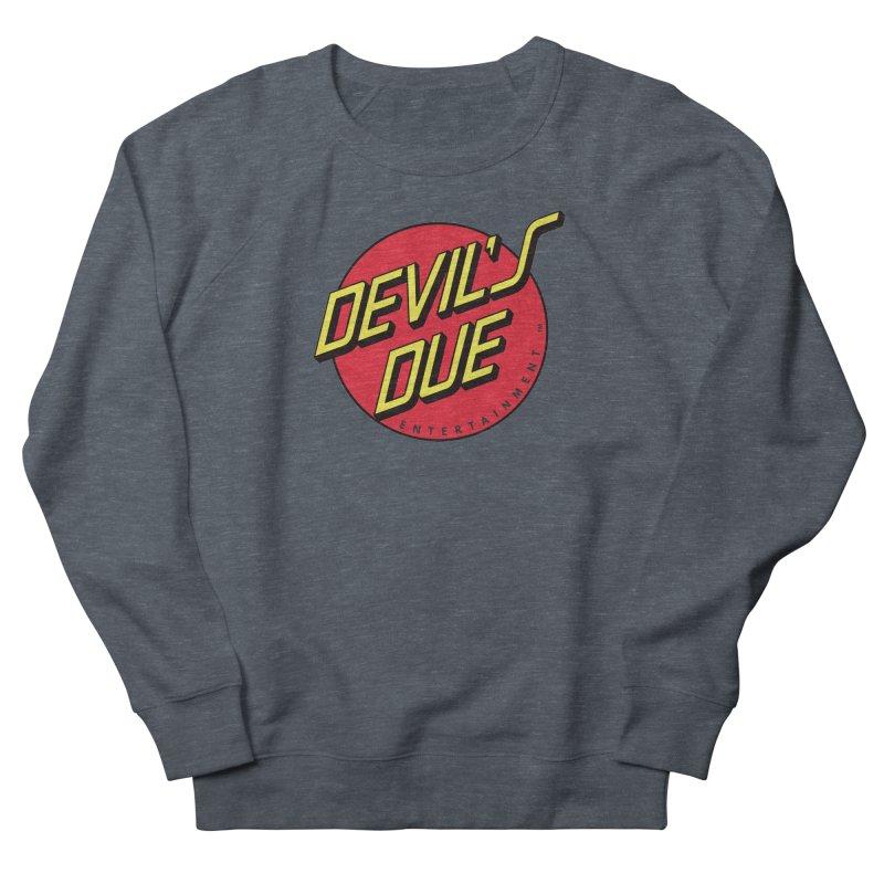 Devil's Due Cruz Men's French Terry Sweatshirt by Devil's Due Entertainment Depot