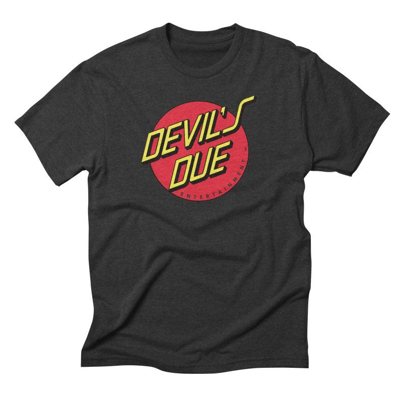 Devil's Due Cruz Men's Triblend T-Shirt by Devil's Due Comics