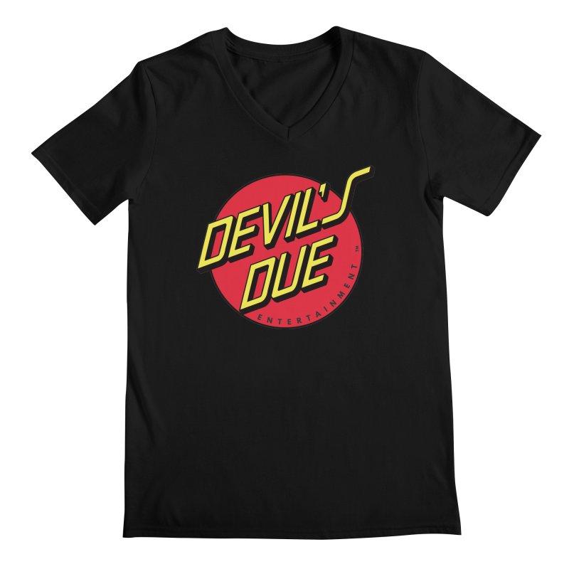 Devil's Due Cruz Men's V-Neck by Devil's Due Entertainment Depot