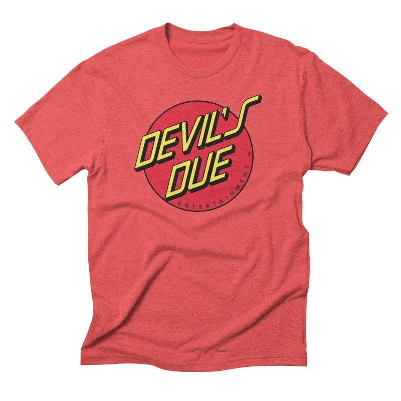 Devil's Due Cruz Men's Triblend T-shirt by Devil's Due Entertainment Depot