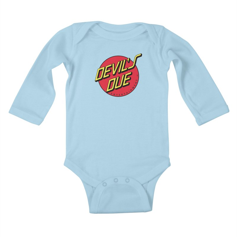 Devil's Due Cruz Kids Baby Longsleeve Bodysuit by Devil's Due Entertainment Depot