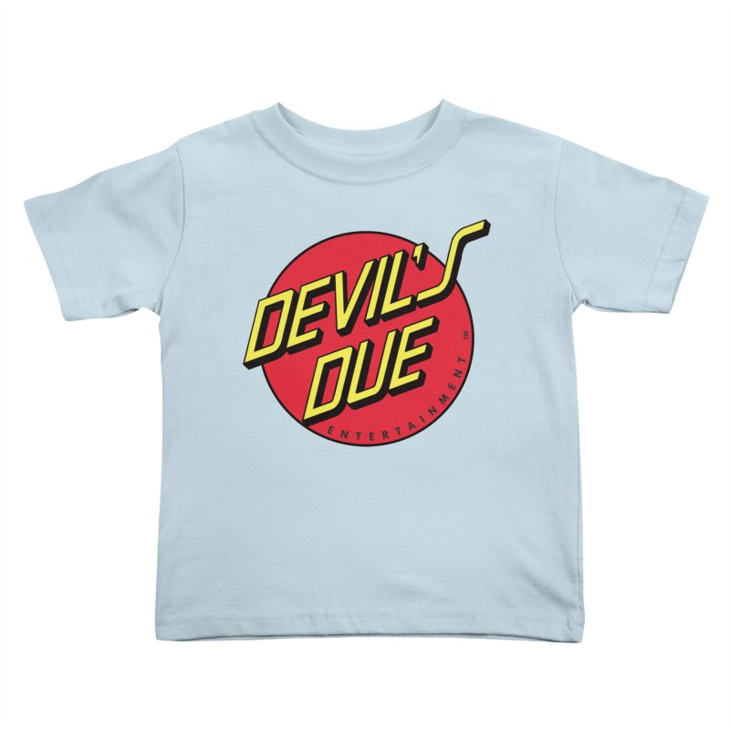 Devil's Due Cruz Kids Toddler T-Shirt by Devil's Due Comics