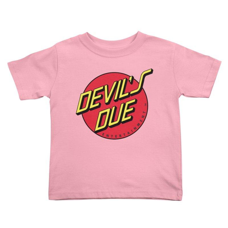 Devil's Due Cruz Kids Toddler T-Shirt by Devil's Due Comics