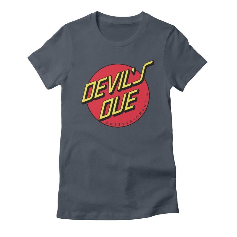 Devil's Due Cruz Women's T-Shirt by Devil's Due Comics
