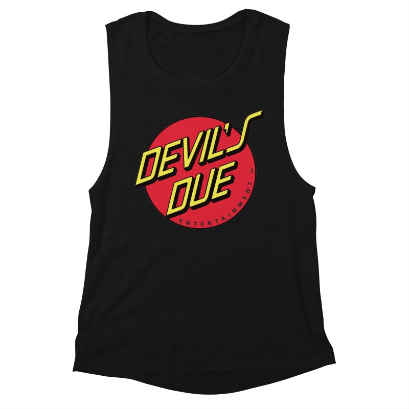Devil's Due Cruz Women's Muscle Tank by Devil's Due Comics