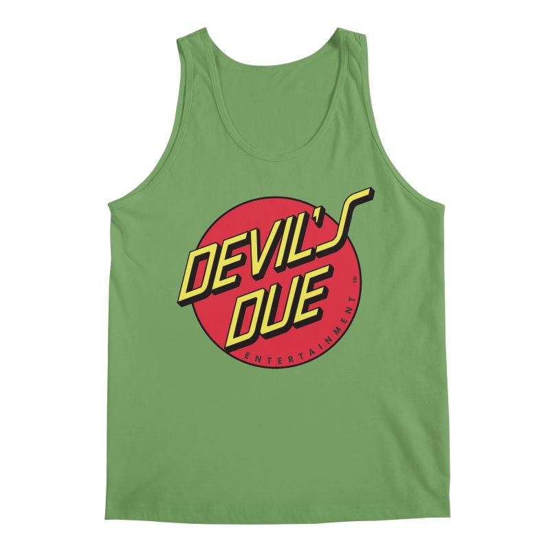 Devil's Due Cruz Men's Tank by Devil's Due Comics