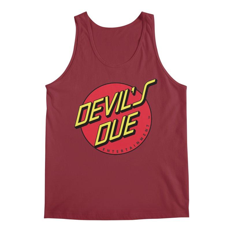 Devil's Due Cruz Men's Regular Tank by Devil's Due Comics