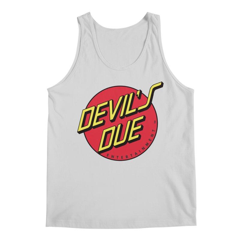 Devil's Due Cruz Men's Tank by Devil's Due Comics