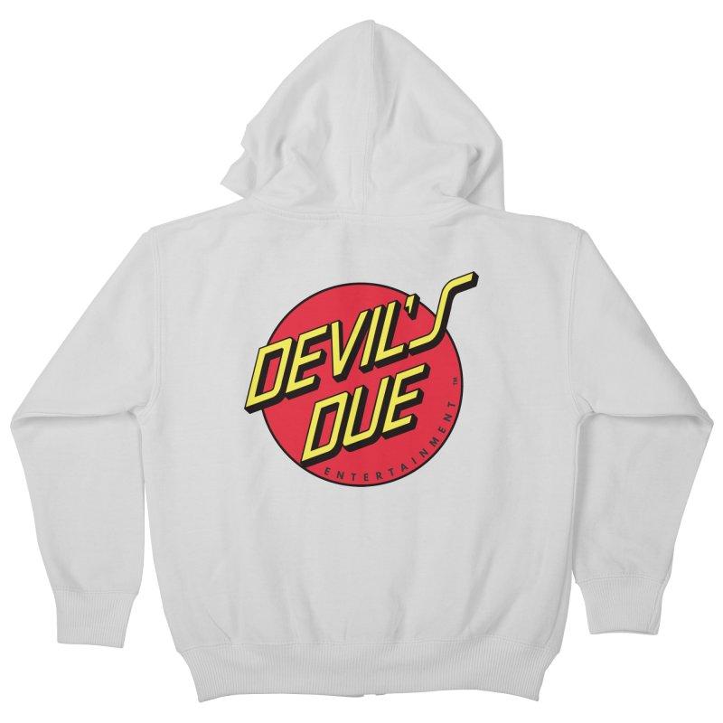 Devil's Due Cruz Kids Zip-Up Hoody by Devil's Due Entertainment Depot