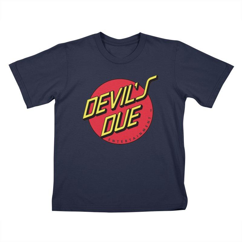 Devil's Due Cruz Kids T-Shirt by Devil's Due Comics