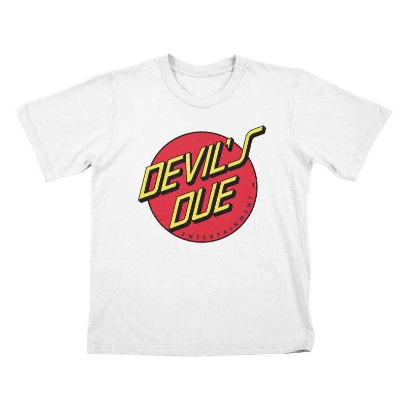 Devil's Due Cruz Kids T-Shirt by Devil's Due Entertainment Depot