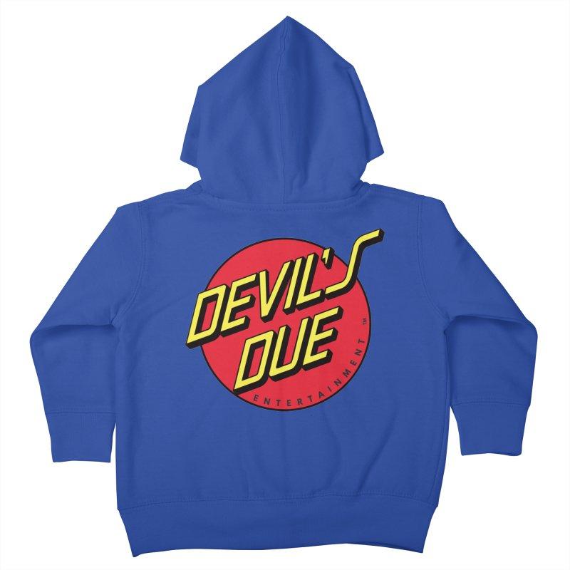 Devil's Due Cruz Kids Toddler Zip-Up Hoody by Devil's Due Comics
