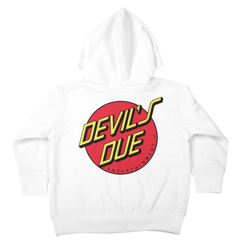 Devil's Due Cruz Kids Toddler Zip-Up Hoody by Devil's Due Entertainment Depot