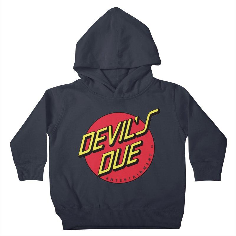 Devil's Due Cruz Kids Toddler Pullover Hoody by Devil's Due Comics