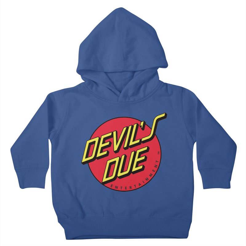 Devil's Due Cruz Kids Toddler Pullover Hoody by Devil's Due Comics