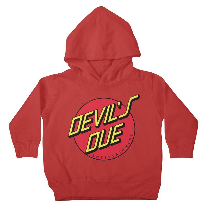 Devil's Due Cruz Kids Toddler Pullover Hoody by Devil's Due Entertainment Depot