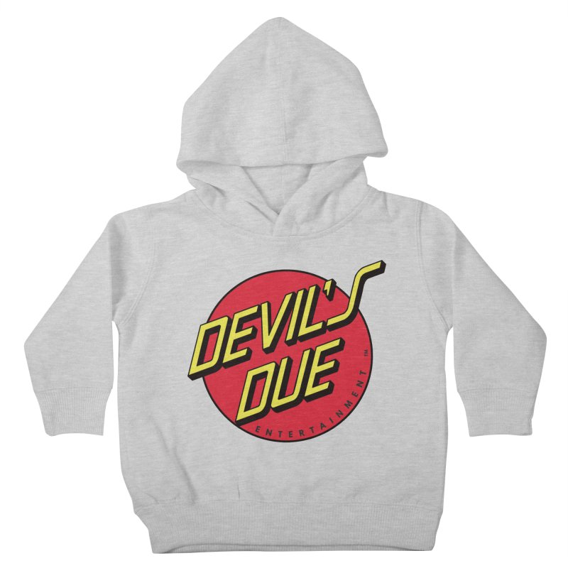 Devil's Due Cruz Kids Toddler Pullover Hoody by Devil's Due Entertainment Depot