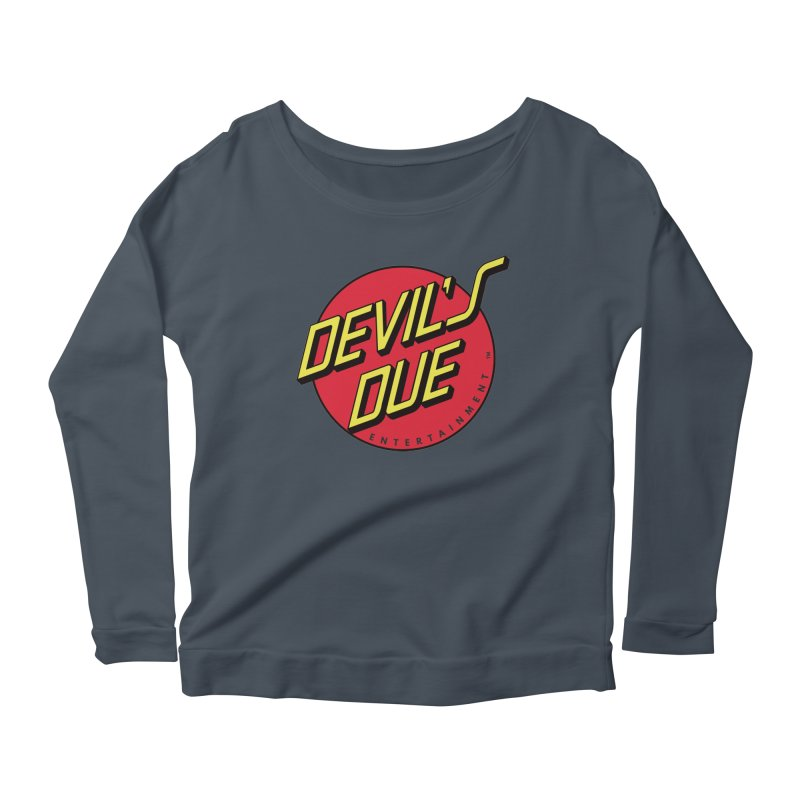 Devil's Due Cruz Women's Scoop Neck Longsleeve T-Shirt by Devil's Due Comics