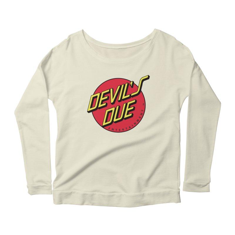 Devil's Due Cruz Women's Scoop Neck Longsleeve T-Shirt by Devil's Due Comics