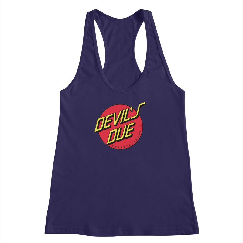 Devil's Due Cruz Women's Racerback Tank by Devil's Due Entertainment Depot
