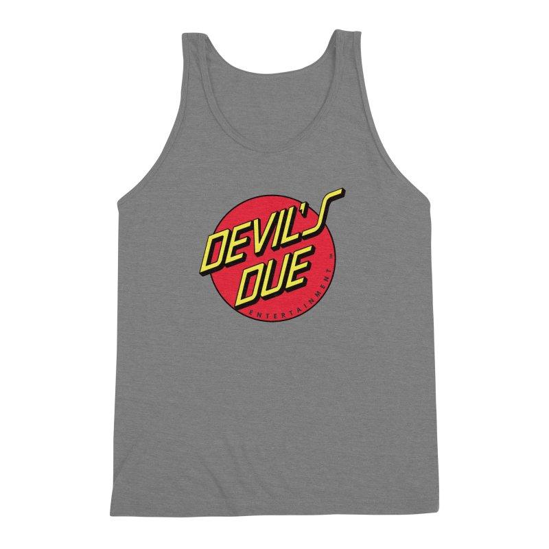 Devil's Due Cruz Men's Triblend Tank by Devil's Due Entertainment Depot