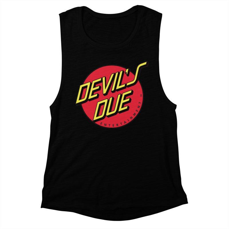 Devil's Due Cruz Women's Muscle Tank by Devil's Due Comics