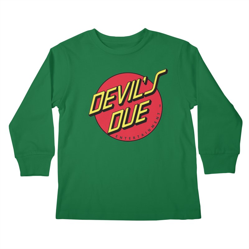 Devil's Due Cruz Kids Longsleeve T-Shirt by Devil's Due Entertainment Depot