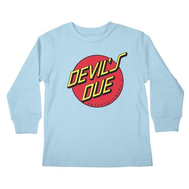 Devil's Due Cruz Kids Longsleeve T-Shirt by Devil's Due Entertainment Depot