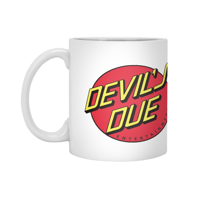 Devil's Due Cruz Accessories Mug by Devil's Due Comics